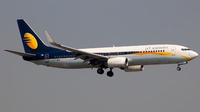 VT-JBD - Boeing 737-85R - Jet Airways