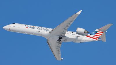A picture of N632SK - Mitsubishi CRJ701ER - Delta Air Lines - © Sean Brink