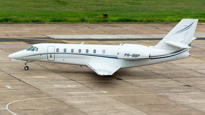 A picture of PRBBP - Cessna 680 Citation Sovereign - [6800241] - © Naoto Goto