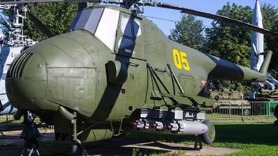 05 - Mil Mi-4A Hound - Soviet Union - Air Force
