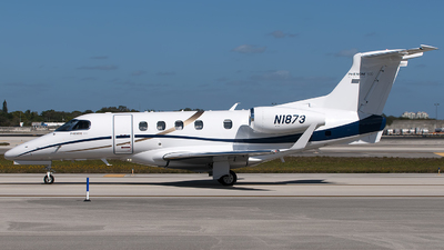 N1873 - Embraer 505 Phenom 300 - Private