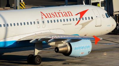 OE-LBM - Airbus A320-214 - Austrian Airlines (Tyrolean Airways)