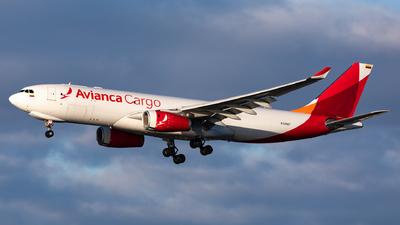 N335QT - Airbus A330-243F - Avianca Cargo