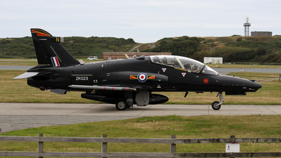 ZK023 - British Aerospace Hawk T.2 - United Kingdom - Royal Air Force (RAF)