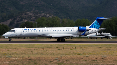 N796SK - Bombardier CRJ-701ER - United Express (SkyWest Airlines)