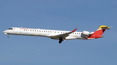 EC-MLO - Bombardier CRJ-1000 - Iberia Regional (Air Nostrum)