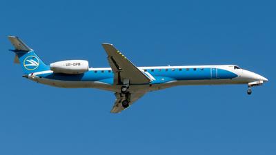 UR-DPB - Embraer ERJ-145LR - Windrose Airlines