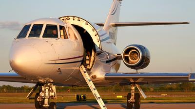 N900RA - Dassault Falcon 20C - Royal Air Freight
