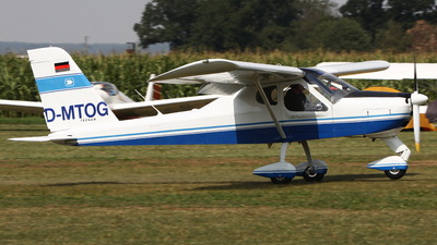 D-MTOG - Tecnam P92 Echo - Private