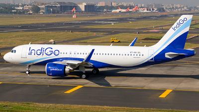 VT-IIH - Airbus A320-251N - IndiGo Airlines