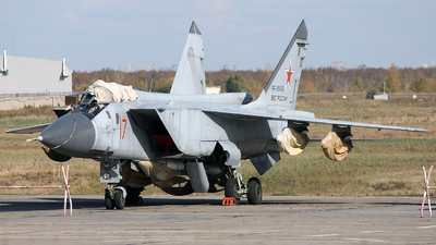 RF-95458 - Mikoyan-Gurevich MiG-31BM Foxhound - Russia - Air Force