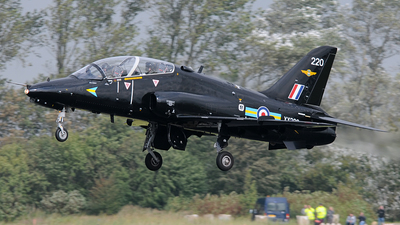 XX220 - British Aerospace Hawk T.1A - United Kingdom - Royal Air Force (RAF)