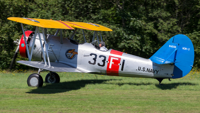 N45106 - Naval Aircraft Factory N3N-3 Yellow Peril - Private
