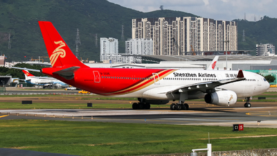 B-302E - Airbus A330-343 - Shenzhen Airlines