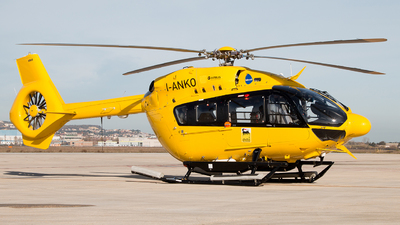 I-ANKO - Airbus Helicopters H145 - Babcock MCS Offshore