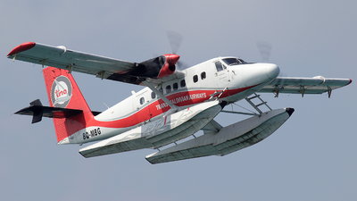 8Q-MBG - De Havilland Canada DHC-6-300 Twin Otter - Trans Maldivian Airways