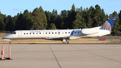 N14125 - Embraer ERJ-145XR - United Express (Commutair)