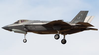 11-5038 - Lockheed Martin F-35A Lightning II - United States - US Air Force (USAF)