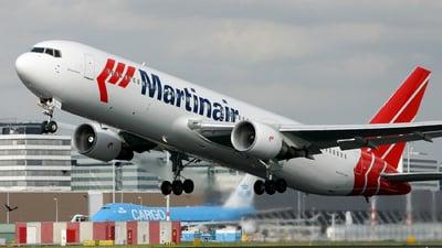 PH-MCM - Boeing 767-31A(ER) - Martinair