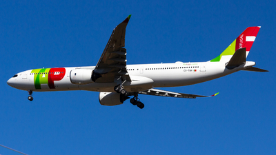 A picture of CSTUH - Airbus A330941 - TAP Air Portugal - © LazaroEdu
