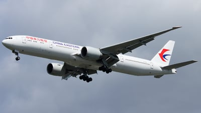 B-2021 - Boeing 777-39PER - China Eastern Airlines
