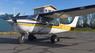 N29110 - Cessna U206C Super Skywagon - Copper Valley Air Service