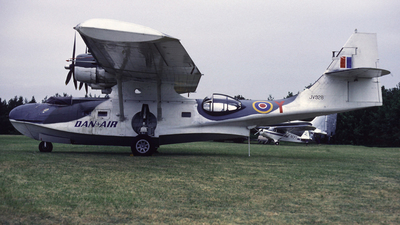 G-BLSC - Consolidated PBY-6A Catalina - Private