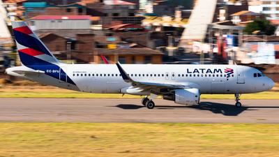 CC-BFU - Airbus A320-214 - LATAM Airlines