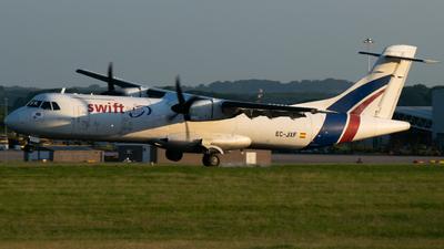 EC-JXF - ATR 72-211(F) - Swiftair