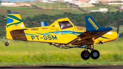 PT-GSM - Embraer EMB-201A Ipanema - Private