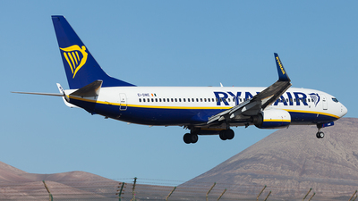 EI-DWE - Boeing 737-8AS - Ryanair