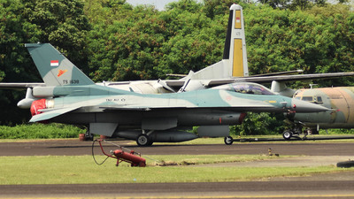 TS-1638 - Lockheed Martin F-16C Fighting Falcon - Indonesia - Air Force