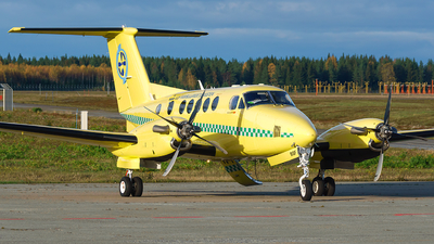 LN-BSF - Beechcraft B200GT Super King Air - Babcock Scandinavian AirAmbulance