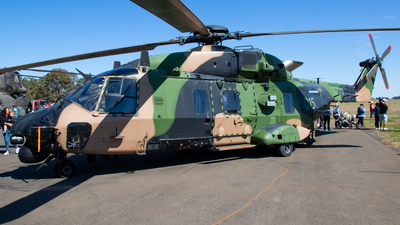 A40-015 - NH Industries MRH-90 - Australia - Royal Australian Navy (RAN)