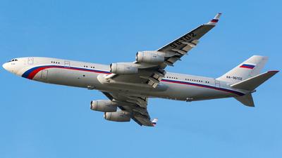 RA-96102 - Ilyushin Il-96-400VVIP - Russia - Air Force