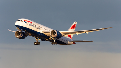 A picture of GZBJB - Boeing 7878 Dreamliner - British Airways - © Andy Fonseca