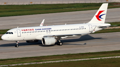A picture of B30DS - Airbus A320251N - China Eastern Airlines - © TAORUNWAY35