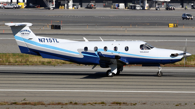 N715TL - Pilatus PC-12/45 - Iliamna Air Taxi