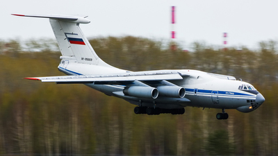 RF-95669 - Ilyushin IL-76MD - Russia - Air Force