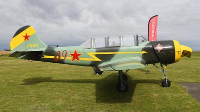 F-WRUI - Yakovlev Yak-52 - Private