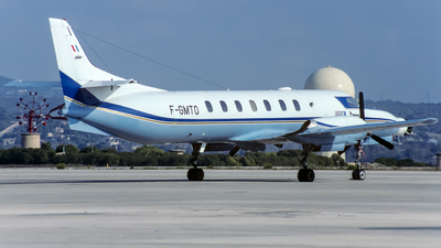 F-GMTO - Swearingen SA226-AT Merlin IV - Meteo France