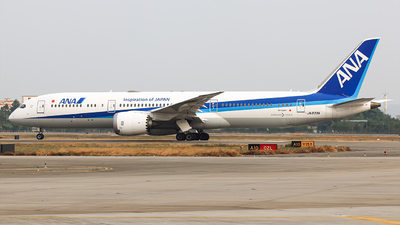 JA839A - Boeing 787-9 Dreamliner - All Nippon Airways (Air Japan)