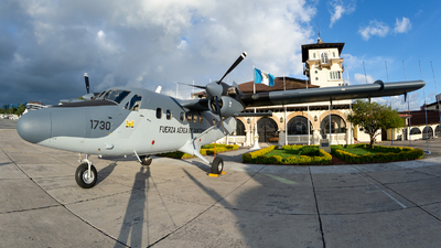 1730 - Viking DHC-6-400 Twin Otter - Guatemala - Air Force