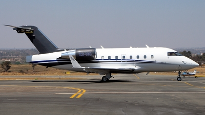 ZS-IGC - Bombardier CL-600-2B16 Challenger 601-3A - Private