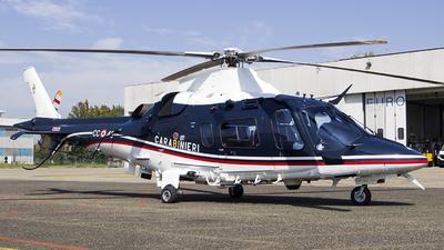 A picture of MM81671 - AgustaWestland AW109N Nexus - [22523] - © Mattia De Bon