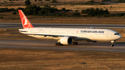 A picture of TCJJH - Boeing 7773F2(ER) - Turkish Airlines - © Kuzey Alan