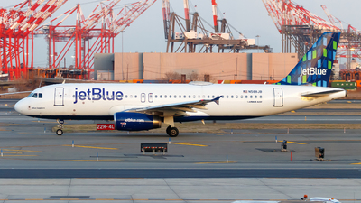A picture of N568JB - Airbus A320232 - JetBlue Airways - © Oliver Richter