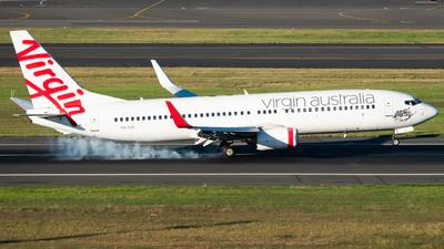 A picture of VHVOL - Boeing 7378FE - Virgin Australia - © Gus Fuller