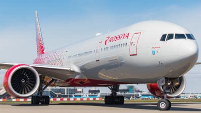 EI-GEU - Boeing 777-31HER - Rossiya Airlines