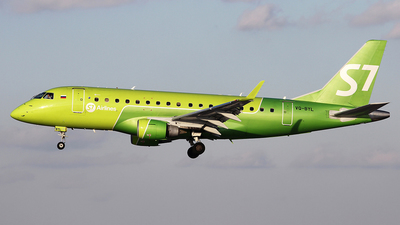 A picture of VQBYL - Embraer E170SU - S7 Airlines - © Airyura